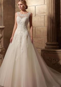 Romance robe mariée
