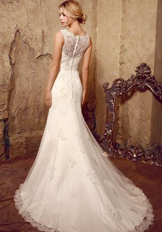 Pablo robe mariée