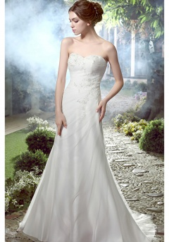 Perle robe mariée