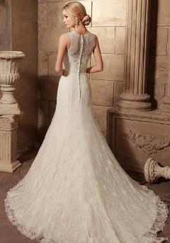 Rusée robe mariée