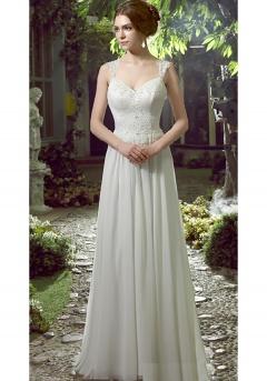 Solstice robe mariée