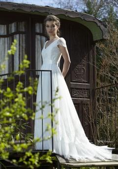 MONACO robe mariée