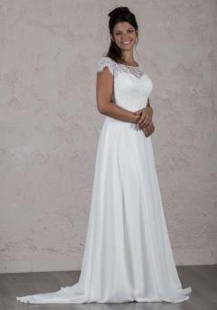 Cécile robe mariée