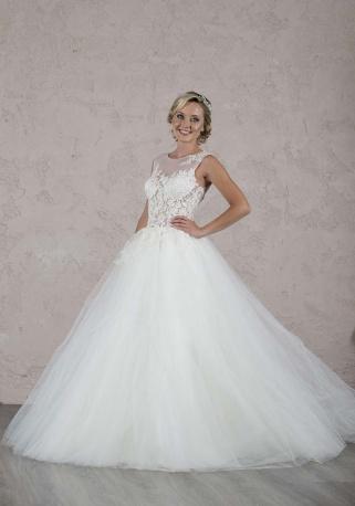 Majesté robe de mariée