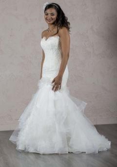 Murielle robe de mariée