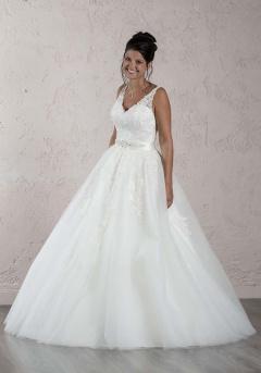 Praline robe de mariée