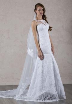 Saline robe de mariée